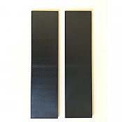 Pikestuff 1007 - HO Shingle Roof Panels (2pcs)
