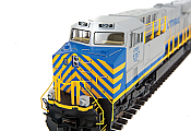 Walthers Mainline 250 - HO Diesel Detail Kit for General Electric ES44 Gevo