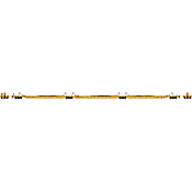 Athearn 15673 - HO RTR 57Ft Trinity Spine Car - 3 Car Set - TTRX #361100