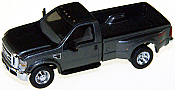 River Point Station 536575527 Ford F-350 Pickup Truck w/Standard Cab & Flare Box - Dark Shadow Grey