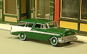 Sylvan Scale Models 299 HO Scale - 1956 Bel Air Nomad Wagon - Unpainted and Resin Cast Kit