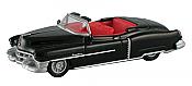Schuco SCH-452617603 HO - 1953 Cadillac Eldorado Convertible - Assembled