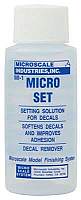 Microscale MI-1 Micro Set Decal Setting Solution - 1 oz-29.6ml