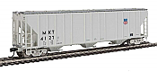 Walthers Proto 106169 - HO 55Ft Evans 4780 Covered Hopper - Union Pacific (MKT) #4127