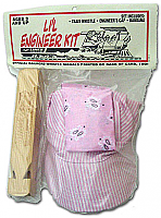 BKP-10 Lil Engineer Kit- Girls Pink