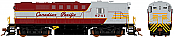 Rapido 32533 HO MLW RS-18 DRS-18b Canadian Pacific (Script Lettering) DCC & Sound - 8800 Taking Orders Now