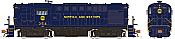Rapido 31522 HO Alco RS-11 Norfolk & Western (blue with Hamburger logo) 367 DCC & Sound - Taking Orders Now