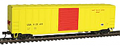 Atlas Trainman HO 20 002 581 52 Ft 6 Inch Box Car, US Army #29419