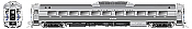 Rapido 16545 HO RDC-1- Phase 2 - American Versions - Boston & Maine (McGinnis) #6155 DCC & Sound