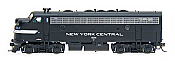 Intermountain Railway F7A New York Central DCC & Sound #1797