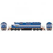 Athearn RTR 72114 HO Scale - SD40-2 - w/DCC & Sound - Ferromex/Ex-NDM #3124