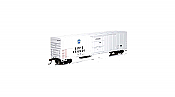 Athearn 72871 - HO RTR 57ft Mechanical Reefer - SPFE #456901