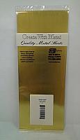 K&S Engineering 252 All Scale - Brass Flat Sheet - 0.015inch x 4inch x 10inch