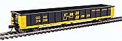 Walthers 6223 HO Scale - 53Ft Railgon Gondola - Ready To Run - Railgon GONX #310209