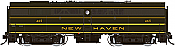 Rapido 22537 HO - DC/DCC/Sound - Alco FB-2 New Haven (Delivery) #469 - Pre-order