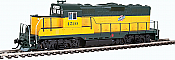 Walthers Mainline 20419 - HO EMD GP9 Phase 2 w/Chopped Nose - DCC/Sound - Chicago & North Western #4549