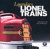 Greenberg Publishing Co Book Legendary Lionel Trains