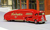 Sylvan Scale Models 01 HO Scale - Streamlined Beer Truck Circa 1947 - Unpainted and Resin Cast Kit
