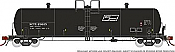Rapido 135008-F HO Scale - Procor GP20 20K Gal Tank Car: NCTX North American As Delivered - Single Car #23062