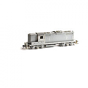 Atlas 10 002 026 HO Master Line GP-7  ESU LokSound DCC & Sound   - Undecorated  - ( Dynamic Brakes)