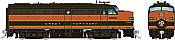 Rapido 37018 - HO Alco FA-1 - DCC Ready - Great Northern #440D