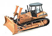 Herpa Models Case 1850K Bulldozer