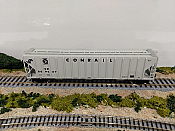 Intermountain 472246-06 HO Scale - 4785 PS2-CD Covered Hopper - Late - Conrail Grey Quality Logo #889869