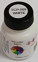 Tru Color Paint 005 - Acrylic -White - 1oz