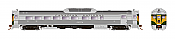 Rapido Trains 16727 - HO Budd RDC-2 - PH2 - DCC/Sound - Canadian National #D204
