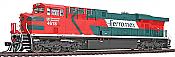 Intermountain Railway Diesel GE Evolution Series ES44AC Ferromex #4618 DCC & Sound
