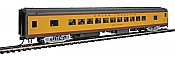 Walthers Proto 18003 - HO 85ft ACF 44-Seat Coach - Union Pacific (Katy Flyer) #5468