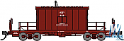 Bluford Shops 34281 HO Scale Transfer Caboose Southern Pacific #919