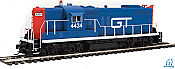 Walthers Proto 47877 HO EMD GP9 Phase I - DC/DCC Ready - Grand Trunk Western #4434