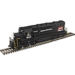 Atlas 10002779 HO SD35 Low Hood -Gold- Penn Central -Red P- #6031