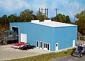 Pikestuff 10 HO Distribution Center