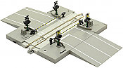 Kato 20-652-1 Unitrack N Scale North American Style - Automatic Crossing Gate S
