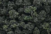 Woodland Scenics 1649 Bushes Shaker 64.6 cu. in. Forest Blend