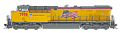 Intermountain Railway HO 49741S-04 GE ES44AC Union Pacific - C45ACCTE DCC & Sound #8002