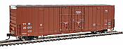 Walthers Mainline 2966 - HO 60ft Hi-Cube Plate F Boxcar - TFM #20017