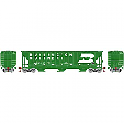 Athearn 18765 - HO RTR PS 4740 Covered Hopper, BN/Late 456756