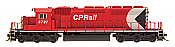 Intermountain Railway 49346S-01 HO EMD SD40-2 w/DCC  & Sound ESU  - Canadian Pacific CP Rail #5720