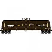 Athearn RTR 15919 - HO RTC 20,900-Gal Acid Tank Car - UTLX/Black #920025