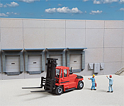 Walthers Scene Master 11012 Heavy Forklift