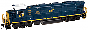 Atlas Trainman Plus 10 001 390 HO NRE Genset Locomotive DCC Ready CSX 1311