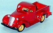 Sylvan Scale Models 007 HO Scale -1937 Pick Up Truck Unpainted Resin Cast Kit