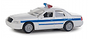 Walthers SceneMaster 12025 HO - Ford Crown Victoria Police Interceptor - Police, Sheriff & Highway Patrol Decals