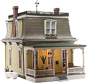 Woodland Scenics 5036 - HO Built-&-Ready Landmark Structure - Home Sweet Home