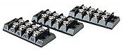 Miniatronics Corp. TB4 - Electrical Accessories - Terminal Block; 4-Screw (3/pkg)