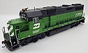 Athearn Genesis G40979 - HO GP39-2 Phase 2b - DCC & Sound - Burlington Northern #2705