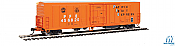 Walthers Mainline 3914 HO Scale - 57Ft Mechanical Reefer RTR - Pacific Fruit Express #456820